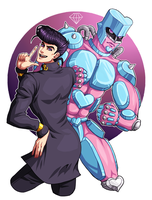Diamond is Unbreakable by Sein0