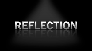 Reflection by NocteDesign