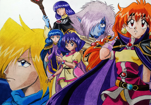 Slayers by Jaenelle-20