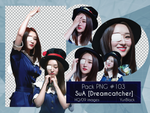 Pack PNG #103 - SuA [Dreamcatcer] |01| by YuriBlack
