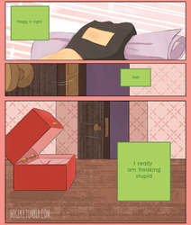 Unreceived PAGE 121 [Part 13 end] by Hogekys