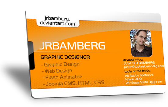 i.d. card by jrbamberg