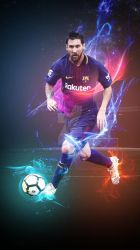 Messi by ryApache