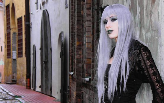 Silver Witch by wormwood-doll