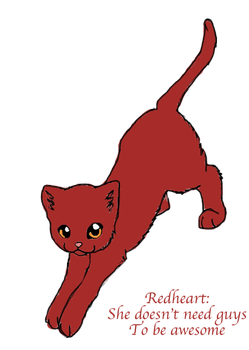 Redheart by jeepers6