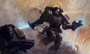 Deathwatch Captain by warhammer40kcampaign