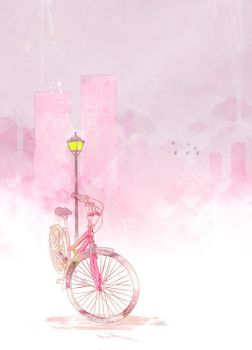 city bike by komo