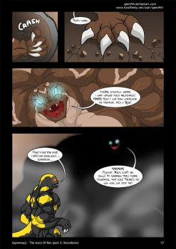 Supremacy - The story of Rex (page 31) by Spere94