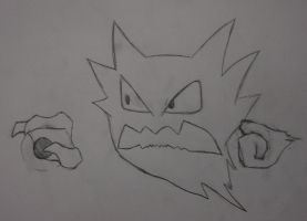 Haunter by D1st0rtedFate