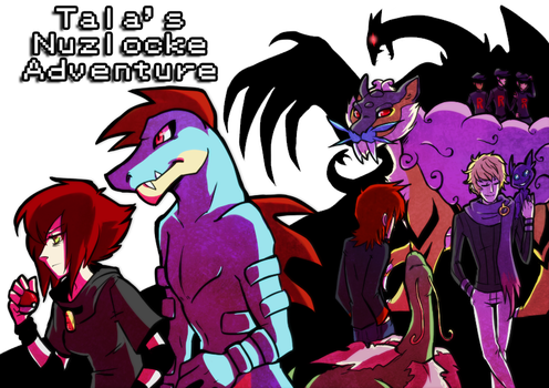 New Banner Cuz Why Not by TalaSeba