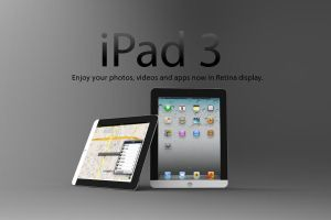 iPad 3 Final by RVanhauwere