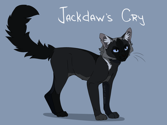 Jackdaw's Cry by Spirit-Of-Alaska