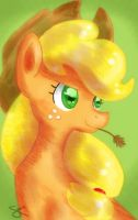 The Dependable One by ChiuuChiuu