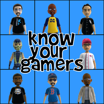 Know Your Gamers by Pau1adin