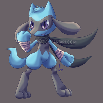 Bak is ready to fight by OnixTymime