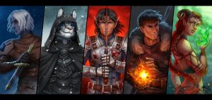 We are the heroes by Soltia