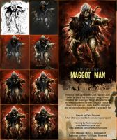 Maggot Man (Step by Step) by flavioluccisano