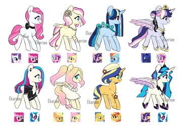 Shipping adopts I Auction | CLOSED by Ekariae