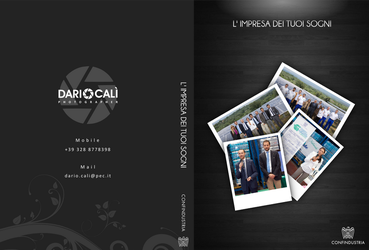Confindustria DVD Cover by MastroPino