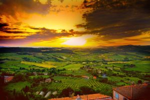 Tuscany by wildfox76