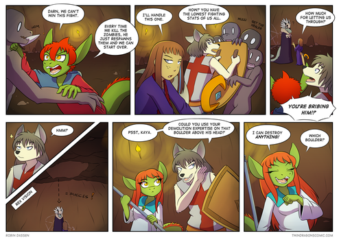 Twin Dragons page 145: Demolition expertise by TheNekoboi