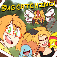 EVENT: BUG CATCHING!