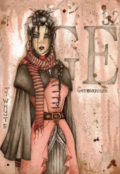 Germanium by Jenna-Whyte