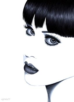 Katy Perry by agnes21