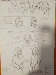 Mini comic: new oc (page 4) by albimola