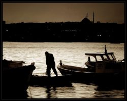 Fisherman by volkanersoy