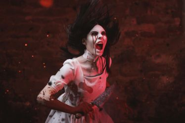 Alice Madness Returns: Hysteria Mode by FaerieBlossom