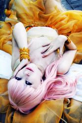 Sheryl Nome from Macross Frontier by RilaRiddl