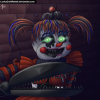 Welcome to the Freakshow, Baby! by LuckyGoldRabbit