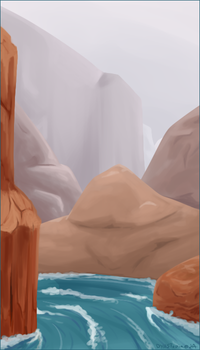 30 Days- Day 11: Scenery by dyhstopia