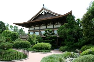 Epcot Japan Stock 19 by AreteStock