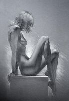 Nude 4 by Lefthand666