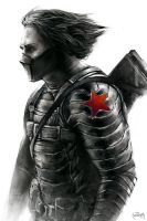 The Winter Soldier by JamesBousema