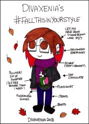 Fall This In Your Style 2018 by DivaXenia