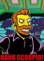 Cartoon Villains - 034 - Hank Scorpio! by CreedStonegate