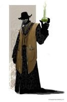 Plague Doctor by Concept-Art-House