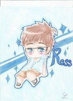 Ross is Fab by CheelaDraws