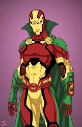 Mister Miracle (Earth-27) commission by phil-cho