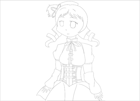 WIP: Mami...again... by Balrogipuwet