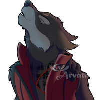 CM: Howling Wolf Avatar by Arvata