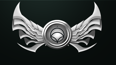 Wings Emblem by un-originiality