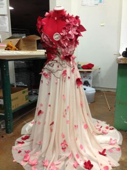 Persephone front wip by Lyrota