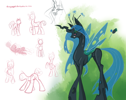 Chrysy and others by bronyseph