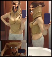 Bloodstone Lissandra Cosplay -LoL by Licunatt