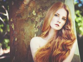 Beautiful Redheads Set of 6 Photoshop Actions by presetsgalore
