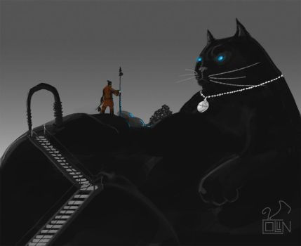 Mount Kitty: The Reckoning by frogman354